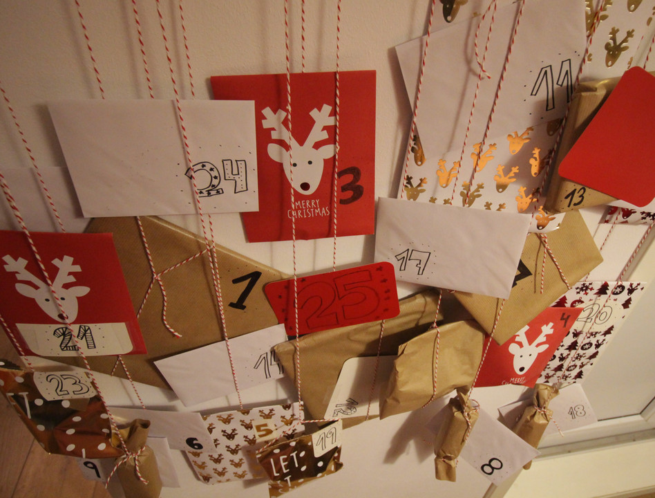 Lots of Advent Calendar ideas