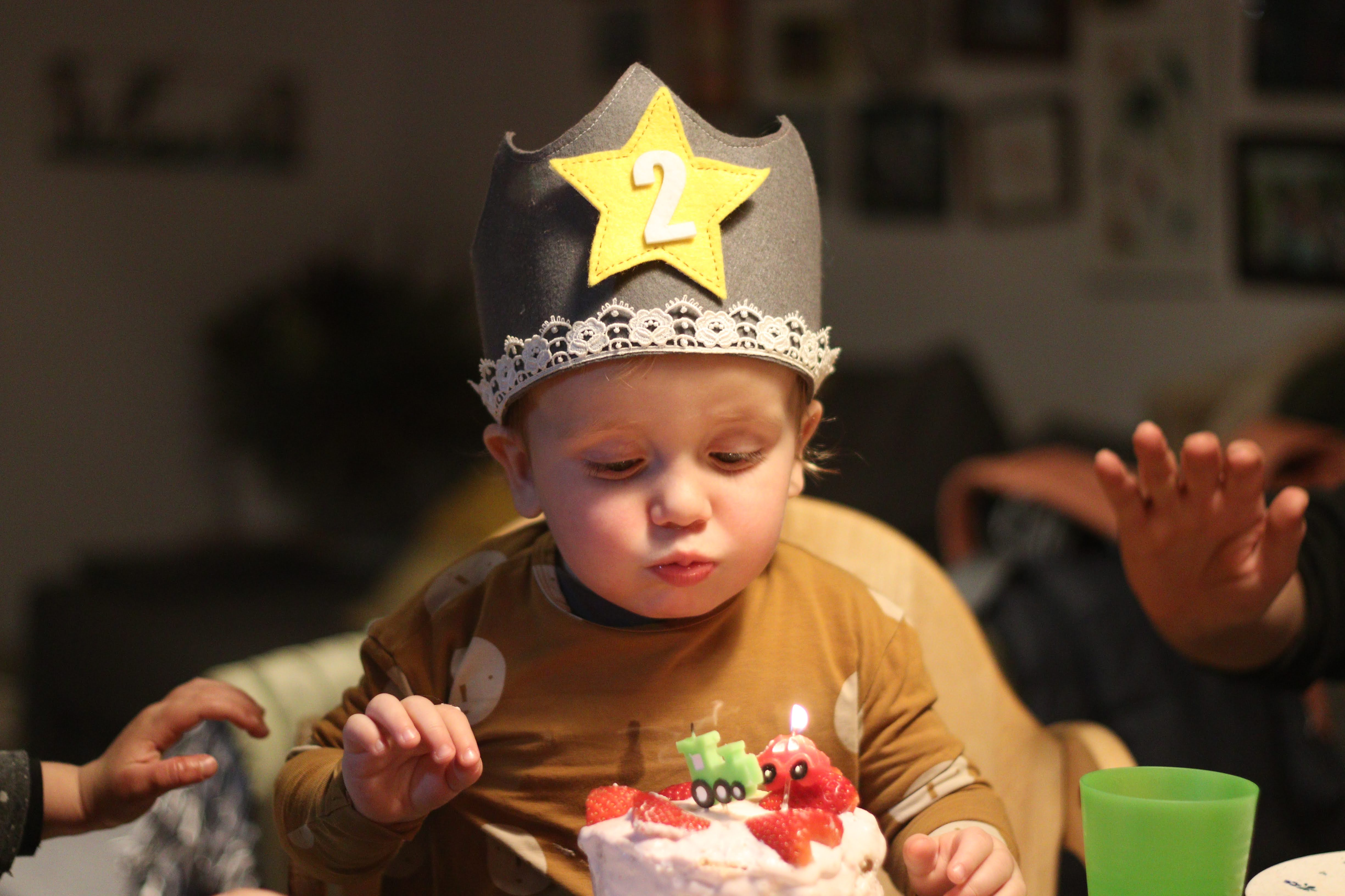 Galileo turned 2*